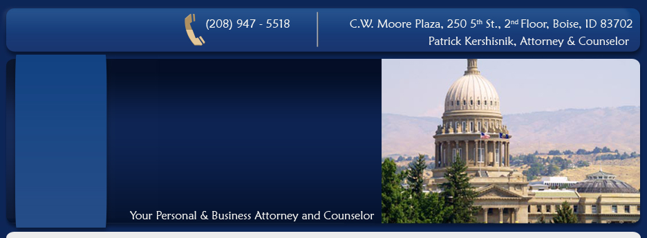Boise Criminal Lawyers